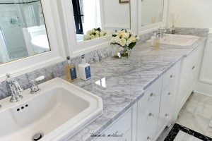 Natural Stone Bathroom by Spectrum Stone Designs